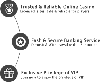 trusted & reliable online casino